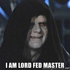 Sith Lord - i am lord fed master