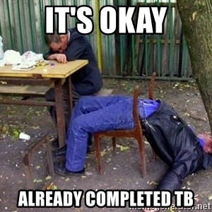 drunk - iT'S OKAY aLREADY COMPLETED tb