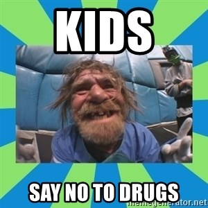 hurting henry - Kids  say no to drugs