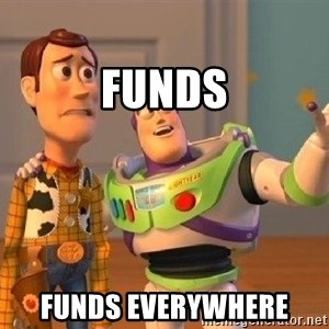 Consequences Toy Story - Funds Funds everywhere