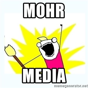 All the things - Mohr media