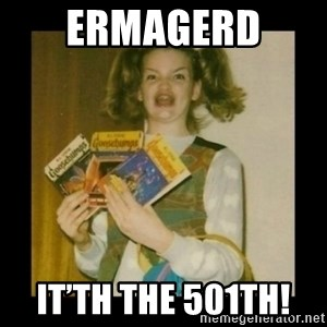 Ermahgerd Girl - ErmagErd  It'th the 501th!