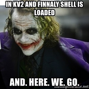 joker - In kv2 and finnaly shell is loaded And. Here. we. Go.