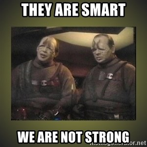 Star Trek: Pakled - They are smart we are not strong