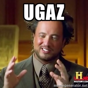 Ancient Aliens - UGAZ