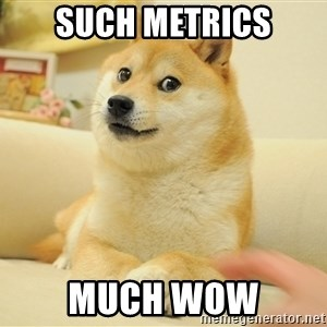 so doge - Such Metrics Much wow