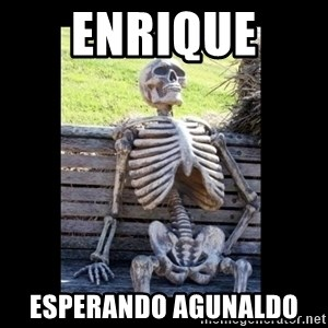 Still Waiting - Enrique  Esperando agunaldo