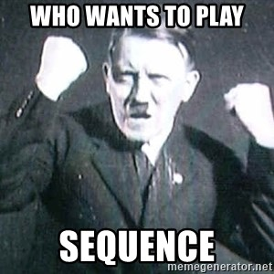 Successful Hitler - who wants to play sequence