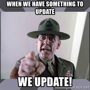 R. Lee Ermey - when we have something to update we update!