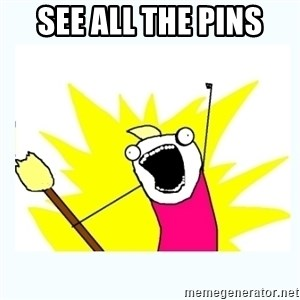 All the things - See all the pins