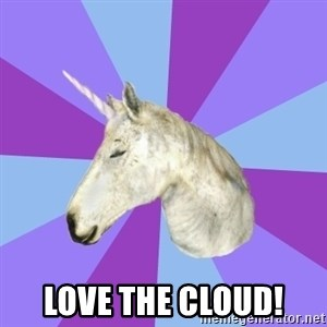 ASMR Unicorn - Love the Cloud!