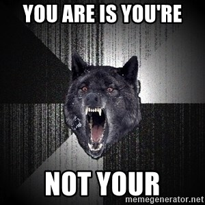 Insanity Wolf - You are is you're Not your