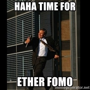 HAHA TIME FOR GUY - HAHA TIME FOR ETHER FOMO