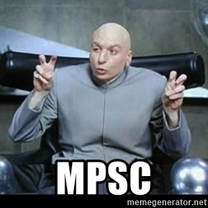 dr. evil quotation marks - MPSC
