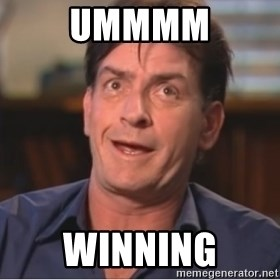 Sheen Derp - Ummmm Winning
