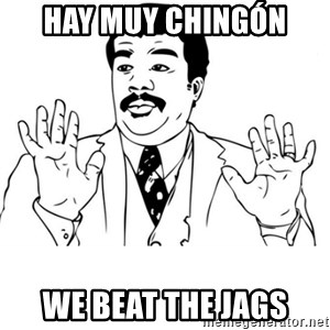 neil degrasse tyson reaction - Hay muy chingón  We beat the Jags