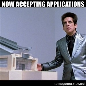 Zoolander for Ants - Now accepting applications