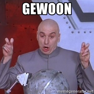 Dr. Evil Air Quotes - gewoon