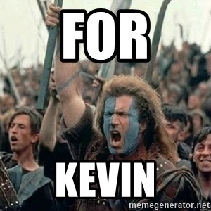 Brave Heart Freedom - For kevin