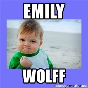 Baby fist - emily wolff