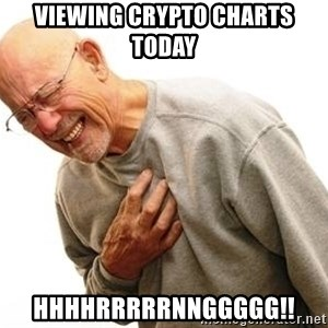 Old Man Heart Attack - viewing crypto charts today HHHHRRRRRNNGGGGG!!