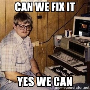 Nerd - Can We Fix It Yes We Can