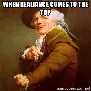 Joseph Ducreux - When Realiance comes to the top