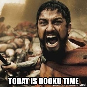 300 - today is dooku time