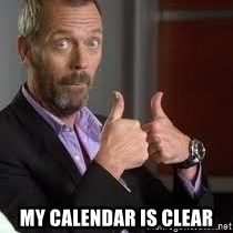 cool story bro house - My calendar is clear