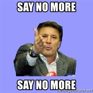 Mamic - SAY NO MORE SAY NO MORE