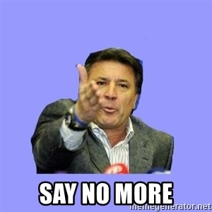 Mamic - SAY NO MORE