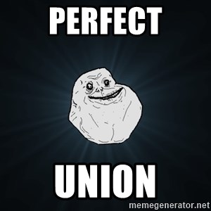 Forever Alone - perfect union
