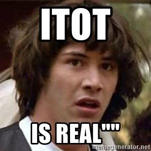 """Conspiracy Keanu - Itot  Is real"""""""""""