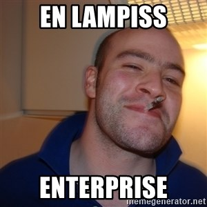 Good Guy Greg - en lampiss enterprise