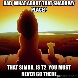 simba mufasa - Dad, what about that shadowy place? That Simba, is t2, you must never go there