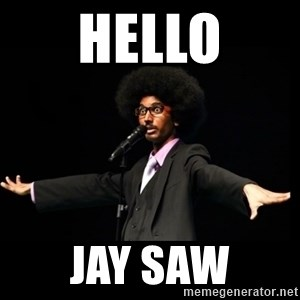AFRO Knows - Hello Jay Saw