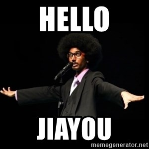 AFRO Knows - Hello JiaYou