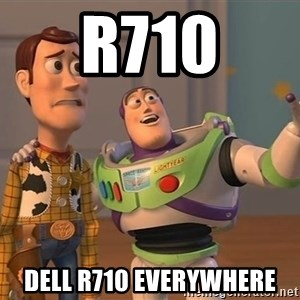 Anonymous, Anonymous Everywhere - R710 Dell R710 Everywhere