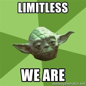 Advice Yoda Gives - Limitless We are