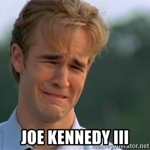James Van Der Beek - Joe Kennedy III