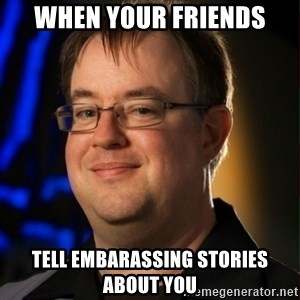 Jay Wilson Diablo 3 - When your friends tell embarassing stories about you