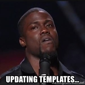 Kevin Hart Face - Updating templates...