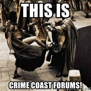 sparta kick - This is Crime Coast Forums!