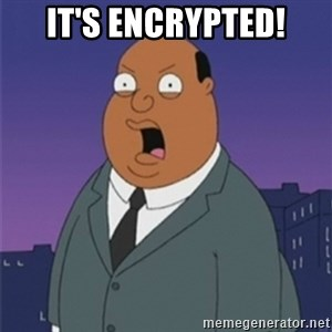 ollie williams - It's Encrypted!