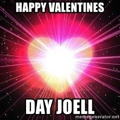 ACOUSTIC VALENTINES II - Happy Valentines day joell
