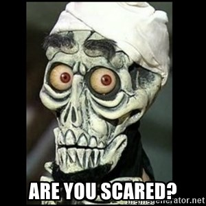 Achmed the dead terrorist - Are you scared?
