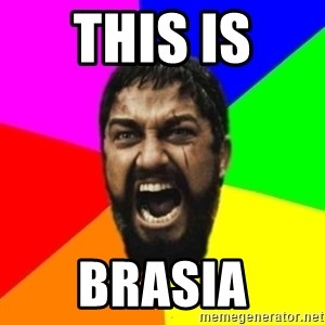 sparta - this is  brasia