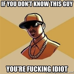 Gta Player - if you don't know this guy you're fucking idiot