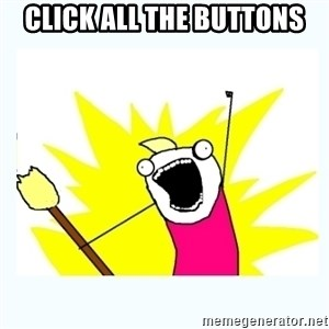 All the things - Click all the buttons