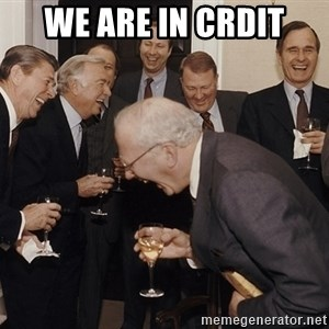 So Then I Said... - We are in crdit